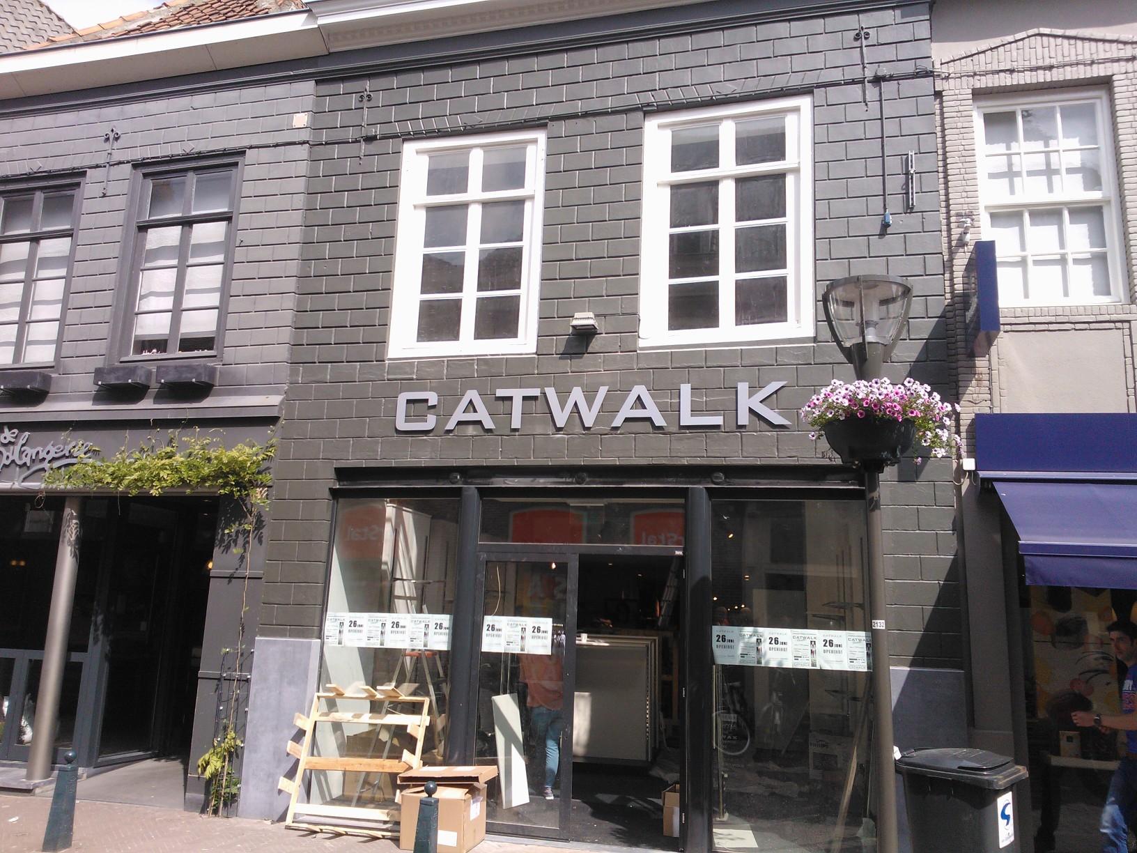 Winkel Catwalk Hulst
