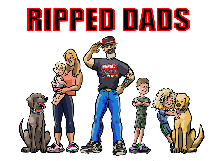 Dads : Here is your Real Super Power
