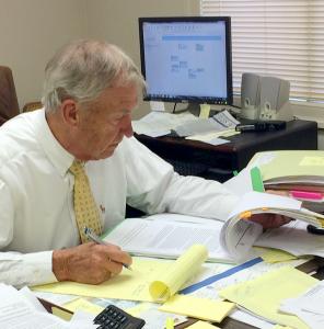 Attorney D. Wayne Moore
