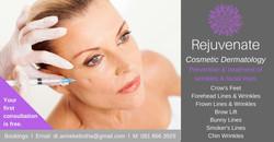 Cosmetic Dermatology Advert