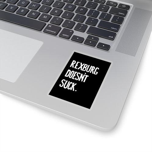 Rexburg Doesn't Suck Stickers