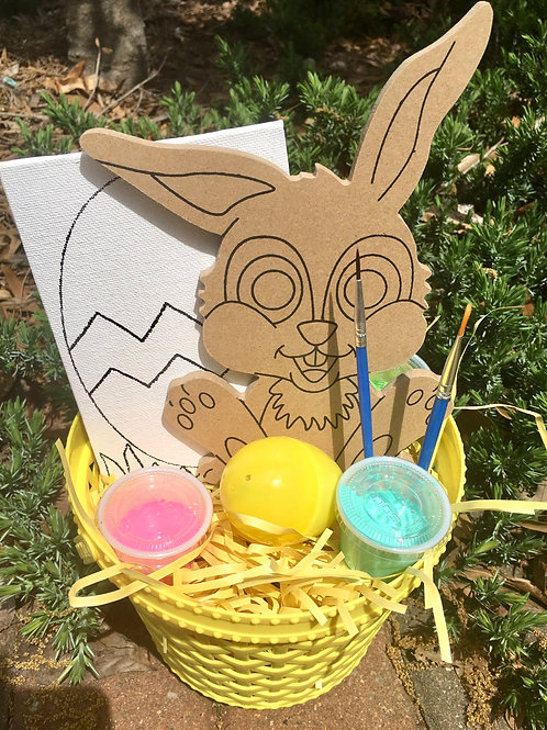 Easter Basket (Non-fired)