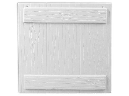 Large Door Plaque