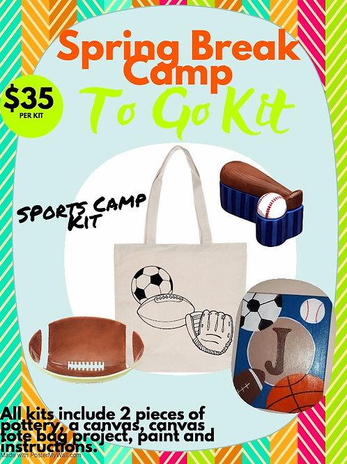 Sports Spring Break Kit