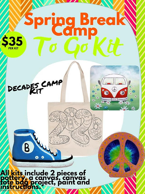 Decades Camp Kit