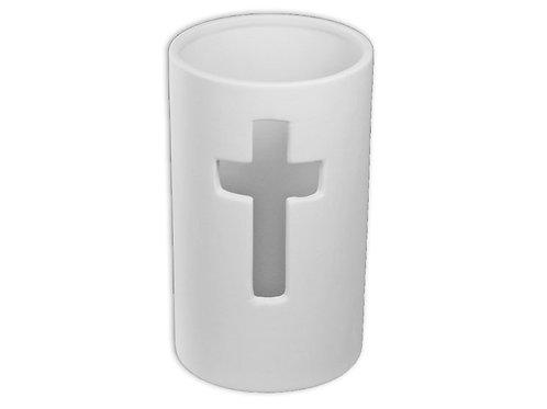 Cross (Tealight Votive)