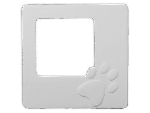"Paw Frame 4x4"" Photo"