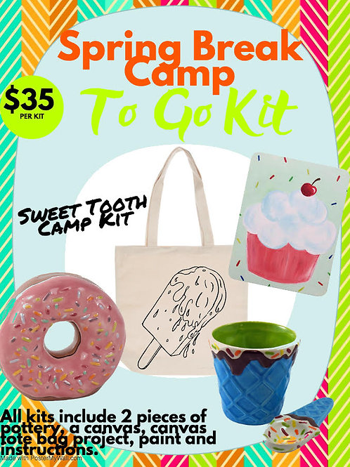 Sweet Tooth Camp Kit