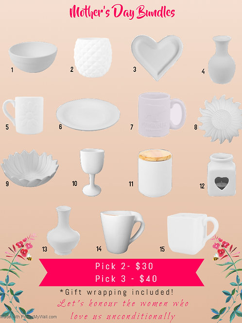 PICK 2 Mother's Day Bundle
