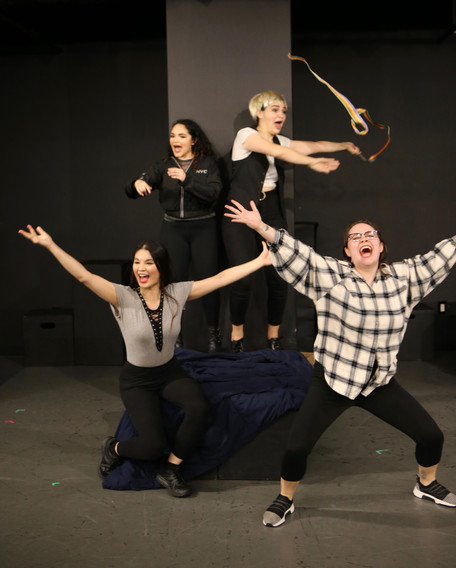 The Falling Girl (A Devised Musical)