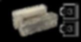 Кирпич ручной формовки Nelissen N70