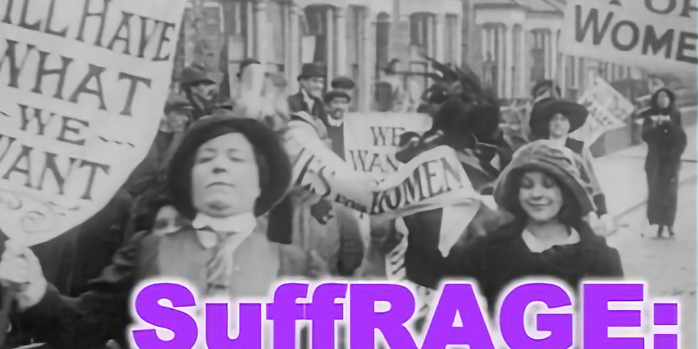 SuffRAGE: To Give Voice
