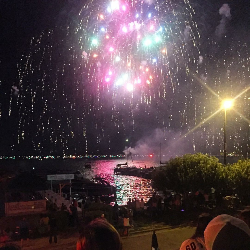 4th of July Parades & Fireworks in the Area