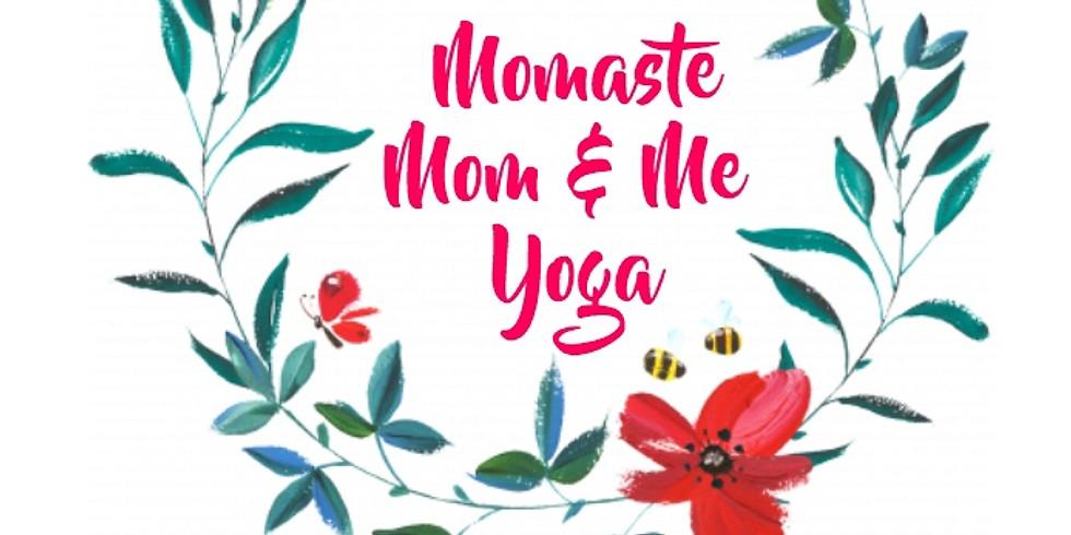 Momaste Mom & Me Yoga