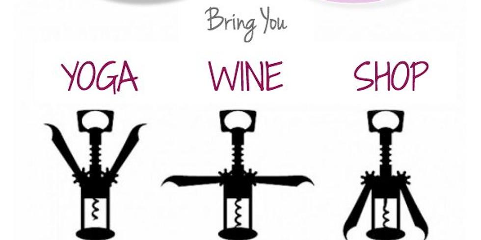 Yoga Wine Shop