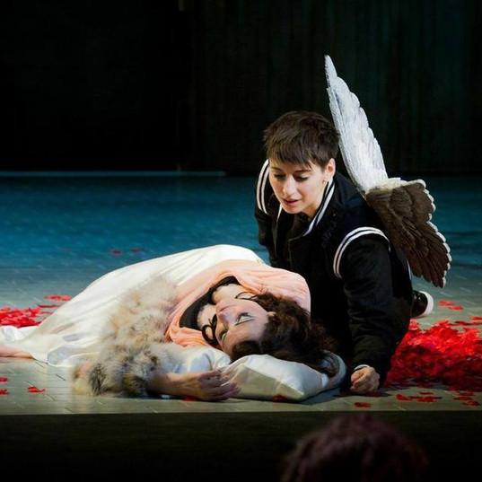 Monteverdi's L'incoronazione di Poppea (Opera North 2014)