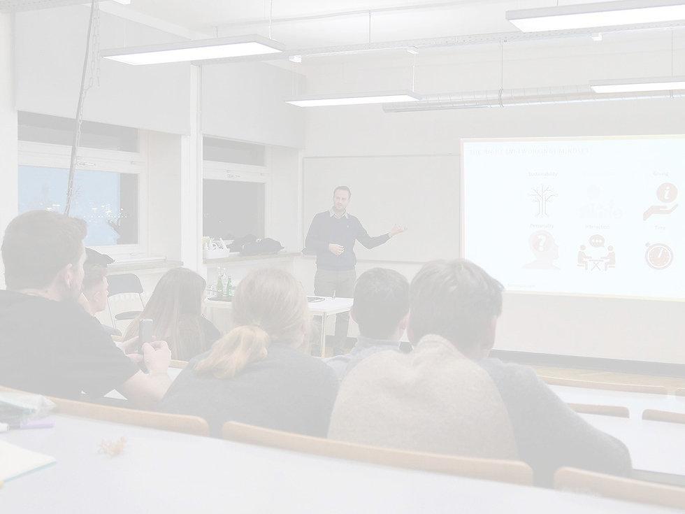 Johannes Ripken Business Networking Workshop