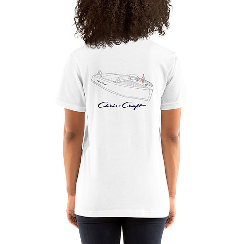 Vintage Chris Craft Short-Sleeve Unisex T-Shirt