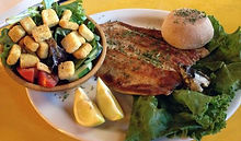 World Famous Trout Dinner