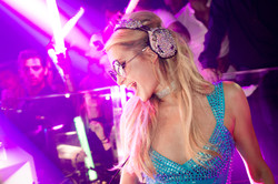 Paris Hilton in Tito's Mallorca