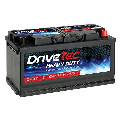 DriveTec 019 Battery