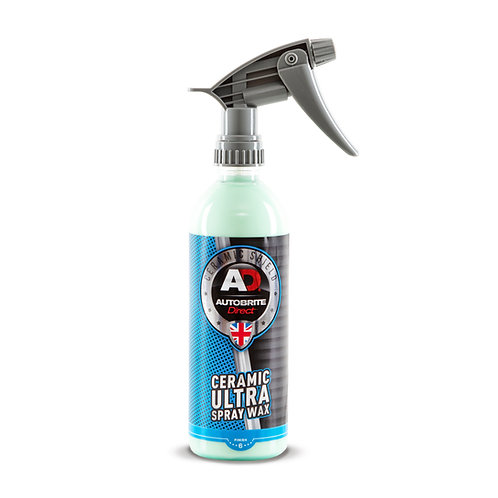Ceramic Shield Ultra Spray Wax
