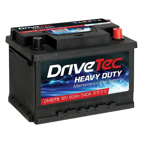 DriveTec 075 Battery