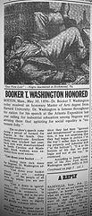 Booker%20T%20Washington%20Honored%20arti