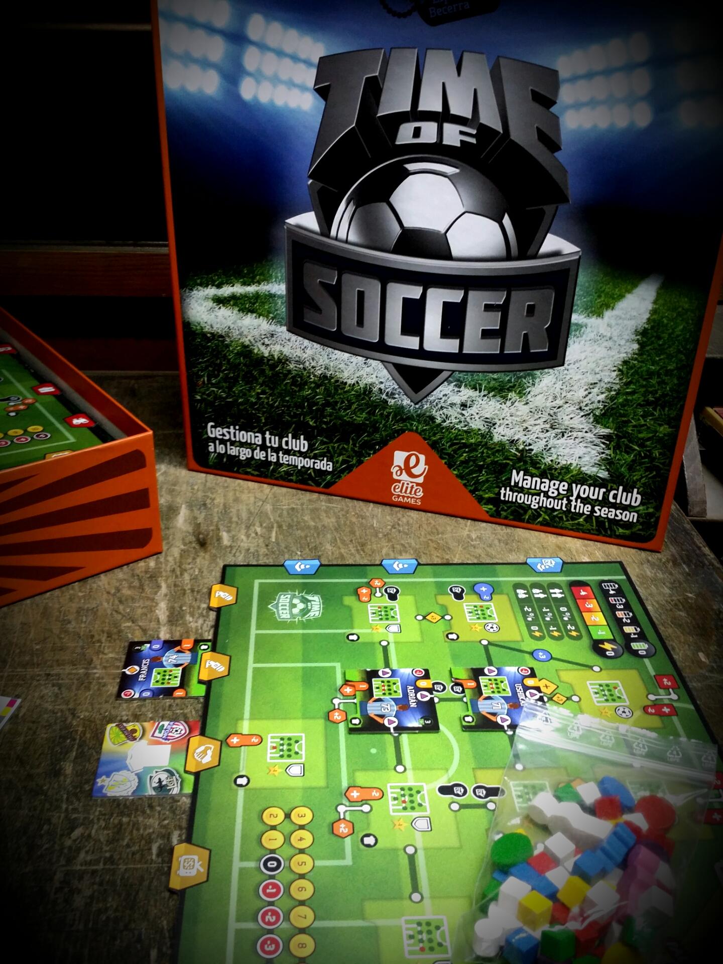 Time of Soccer