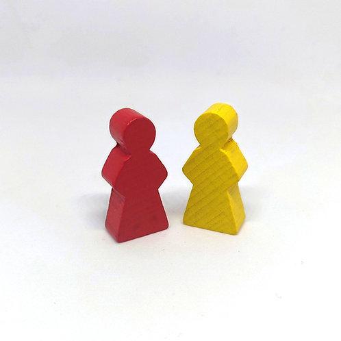 Figura Humana Tipo 5 30 mm