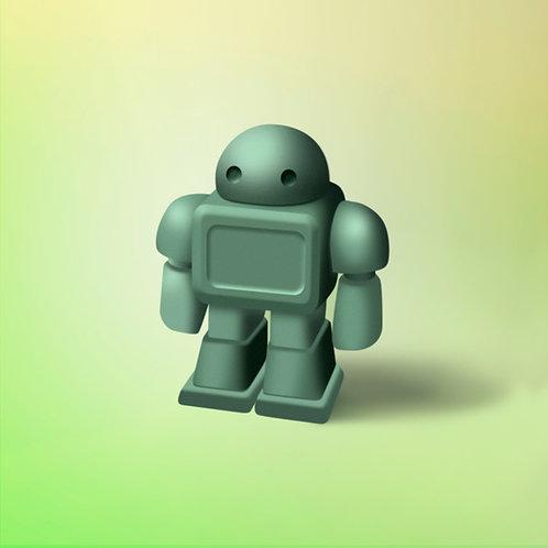 Miniaturas impresas en 3D