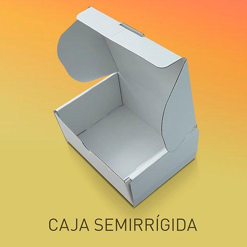 Caja semirrígida