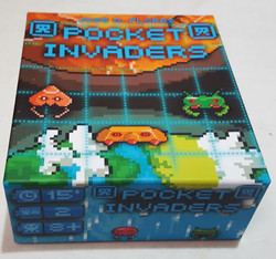 caja pocket invaders