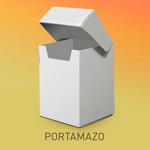 Caja Portamazo para 162 cartas tamaño Póker