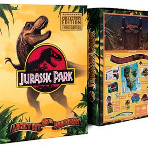 No solo hacemos juegos: Packaging exclusivo de Jurassic Park 25 aniversario