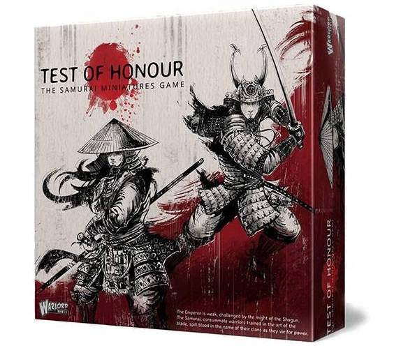 Samurai Test of Honor