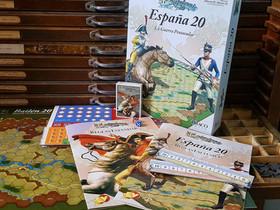 España 20 - Un wargame de éxito