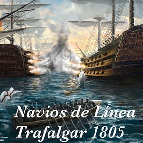 Trafalgar, Navíos de línea: Un Wargame como los que ya no se hacen
