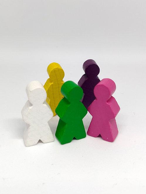 Figura Humana Tipo 1 30 mm