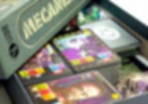 Imprenta Offset Artesanal Imprimir juegos de mesa