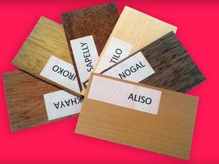 ¡Novedad! Tarjetas de madera letterpress!!