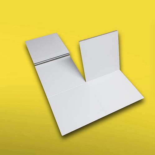 Tableros sin imprimir formatos estándar