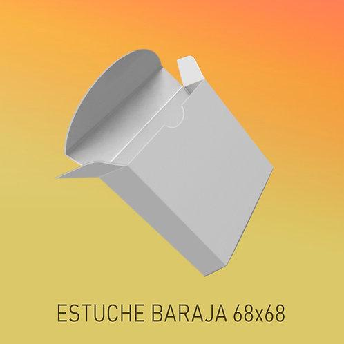 Estuche para Baraja de 68x68