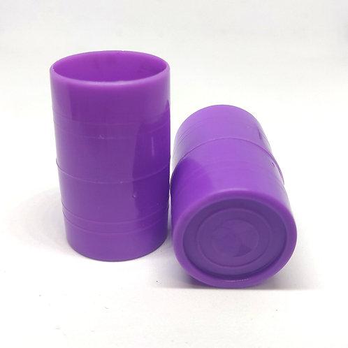Cubiletes de PVC