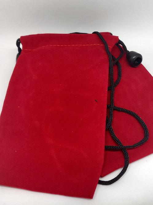 Sacos/Bolsas de tela Gruesa y Cordel 125 mm