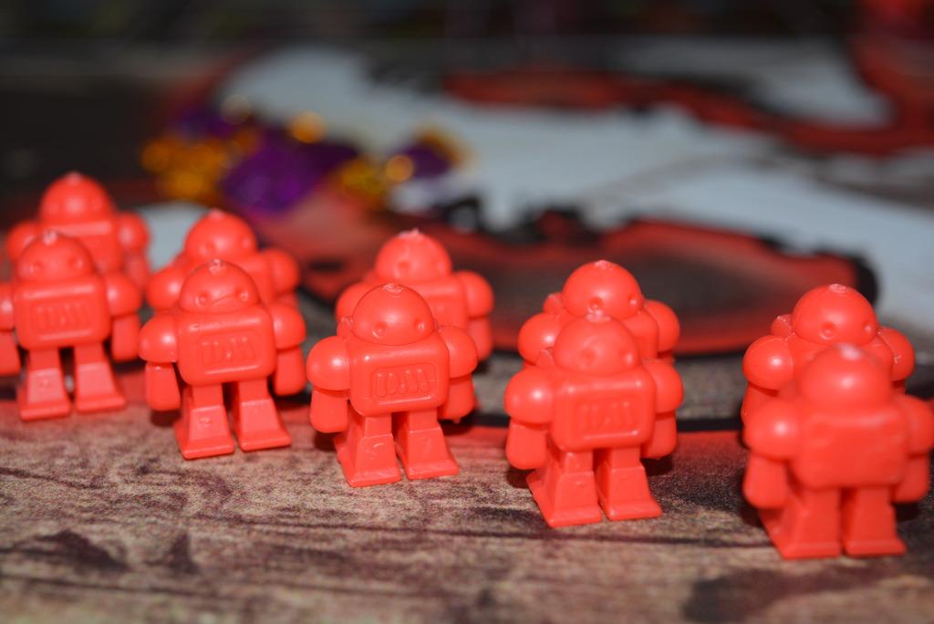 Miniaturas Dark Mater