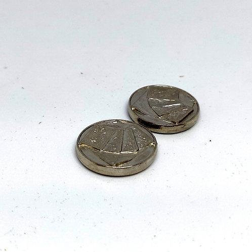 Amarracos/Monedas Mus 20 mm