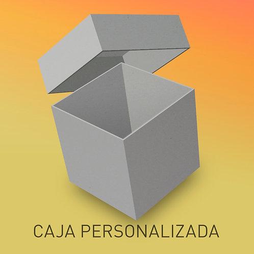 Caja impresa de tamaño personalizado