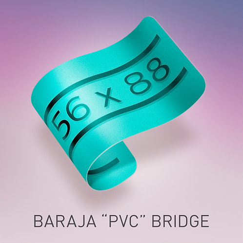 Baraja PVC tamaño Bridge