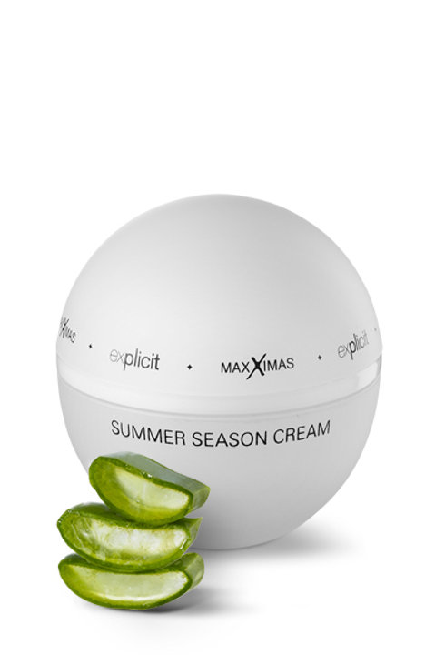 Explicit Summer Autumn Season by Maxximas mit SPF 15